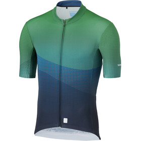 Shimano Breakaway Maillot Manches courtes Homme, green